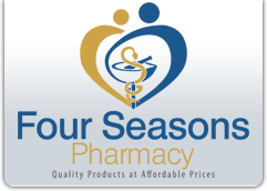Four seasons pharmacy (logo)